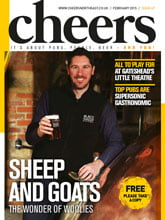 CHEERS ISSUE 47