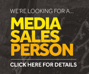 We are looking for a media sales person