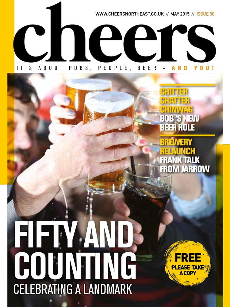 Cheers - May 2015