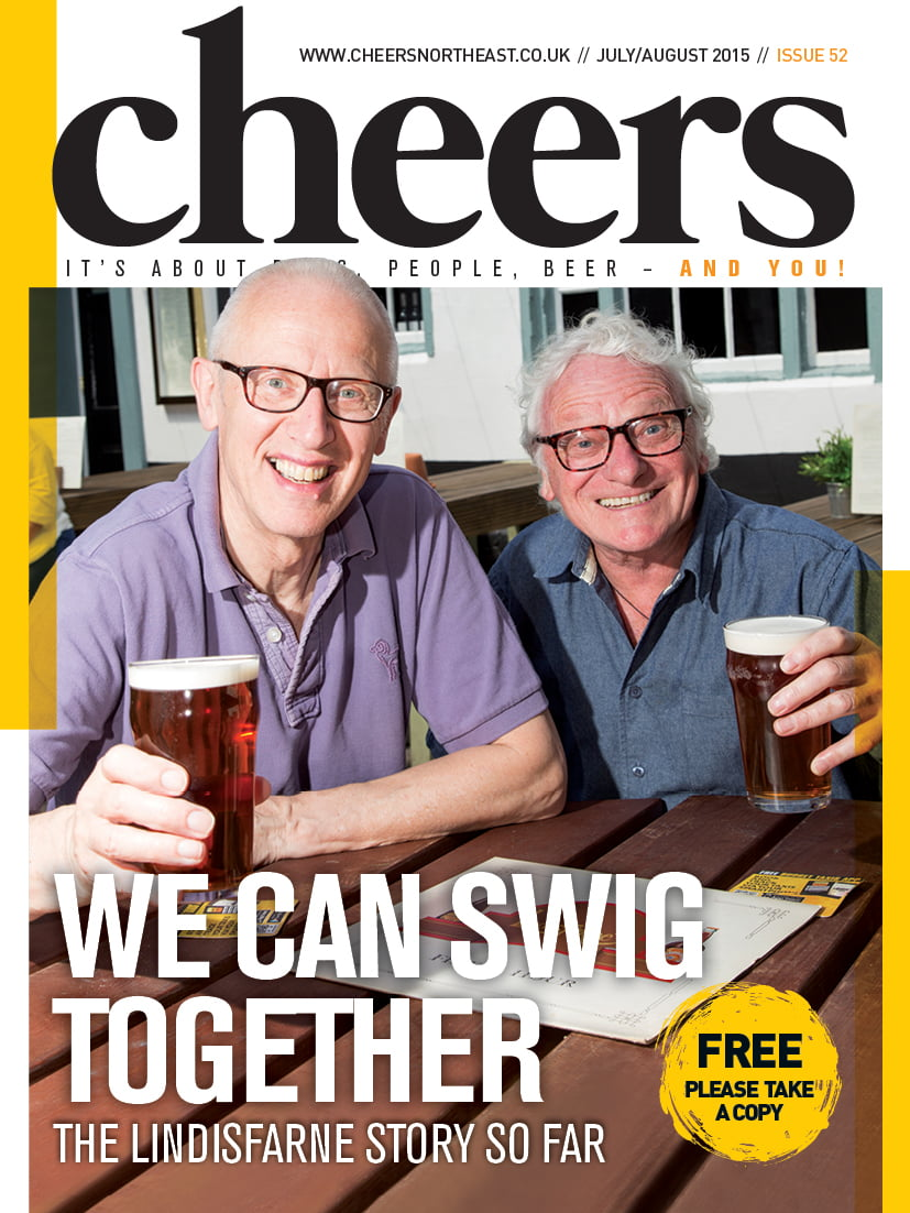Cheers - March 2015