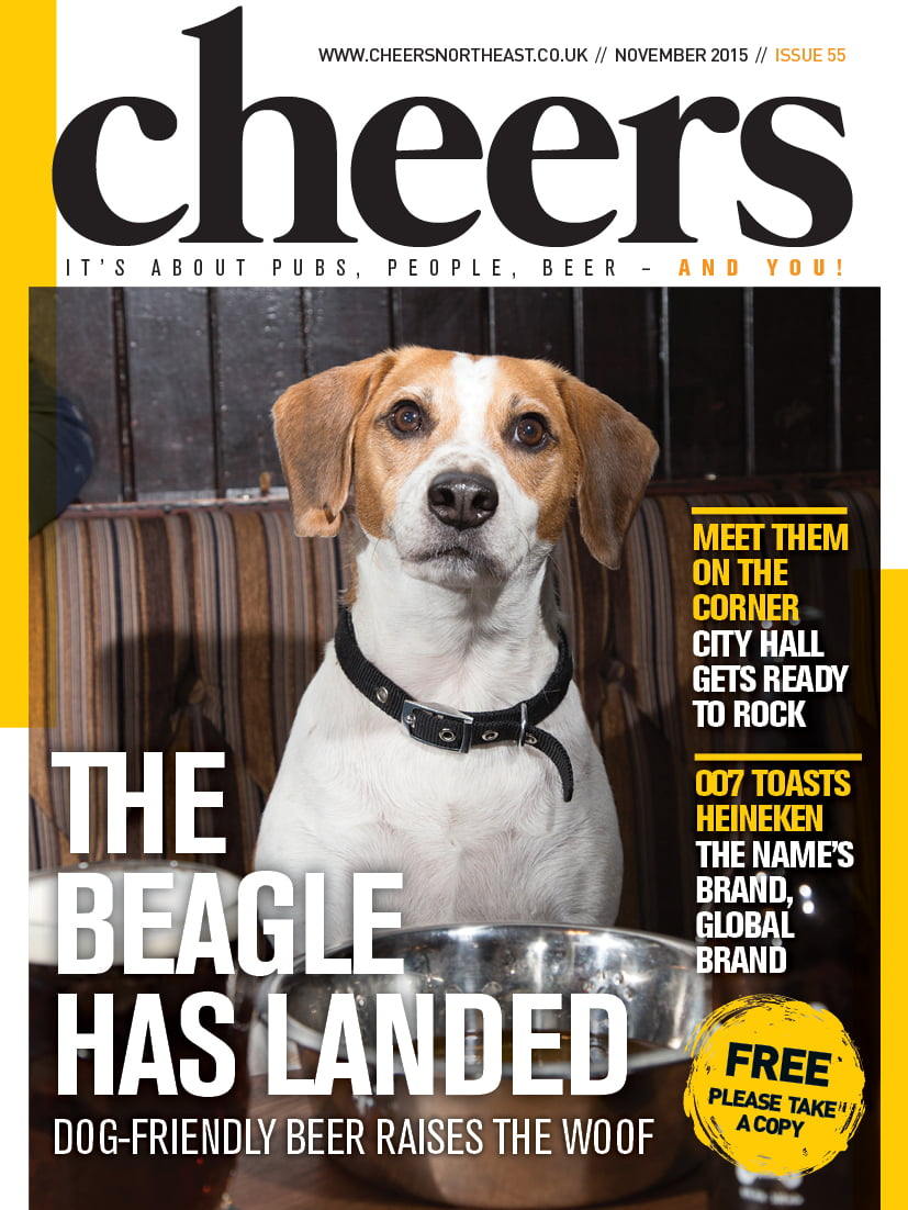 CHEERS ISSUE 55