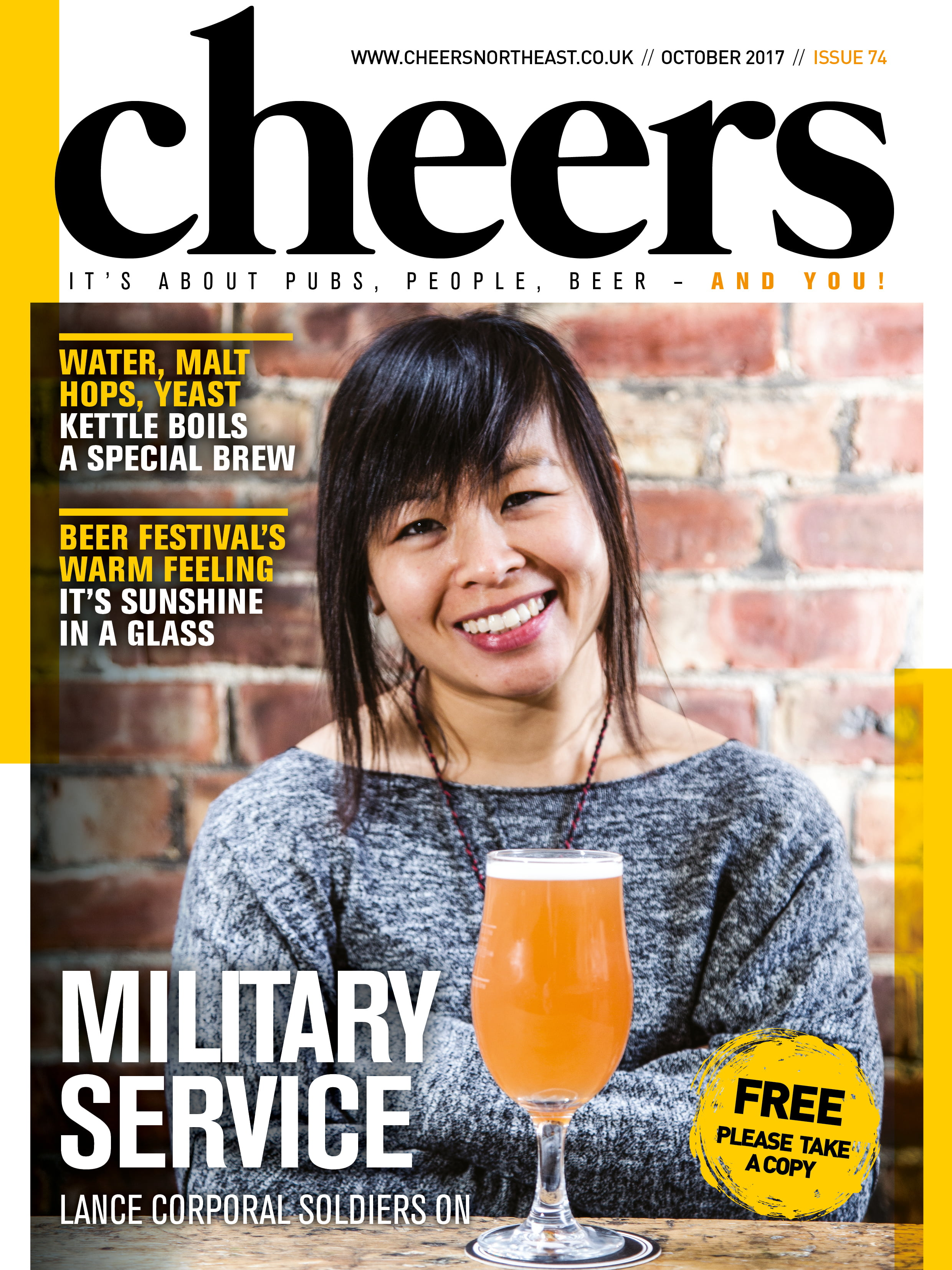 Cheers issue 74