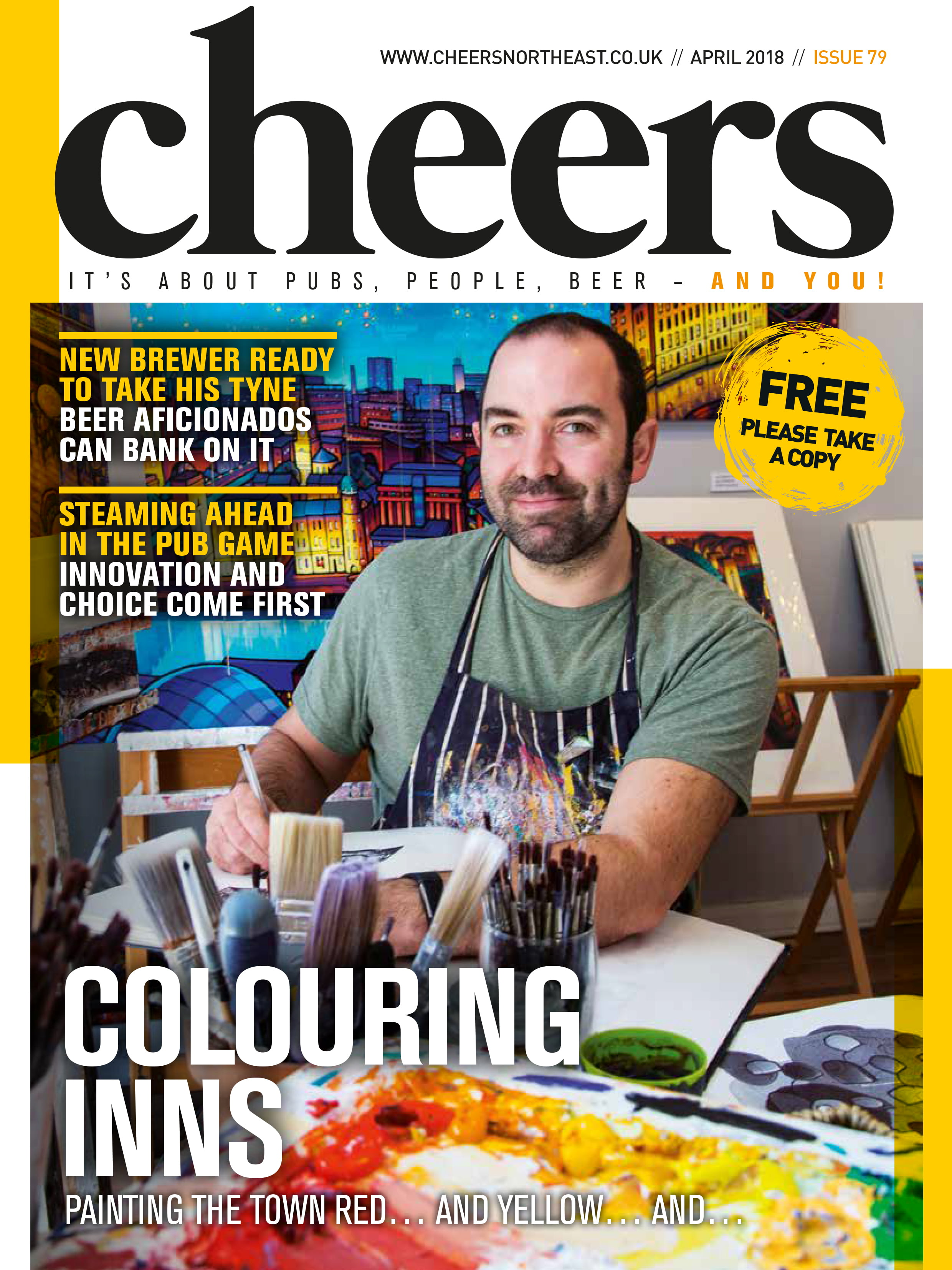 Cheers issue 79