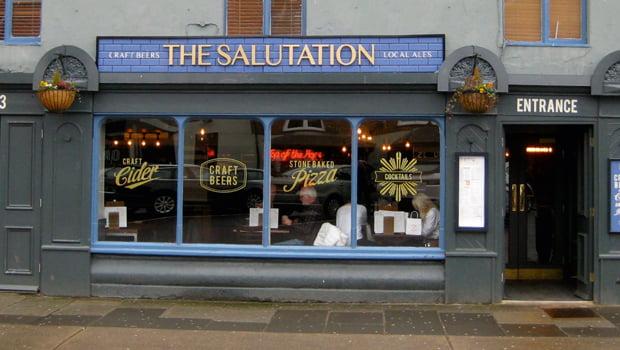 TheSalutation