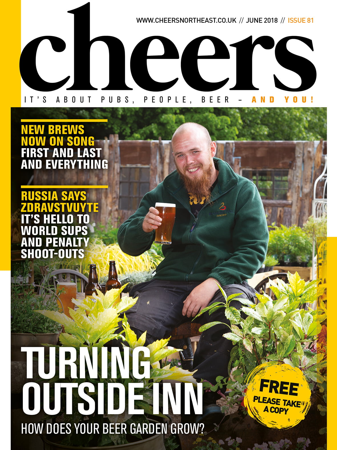 Cheers issue 81