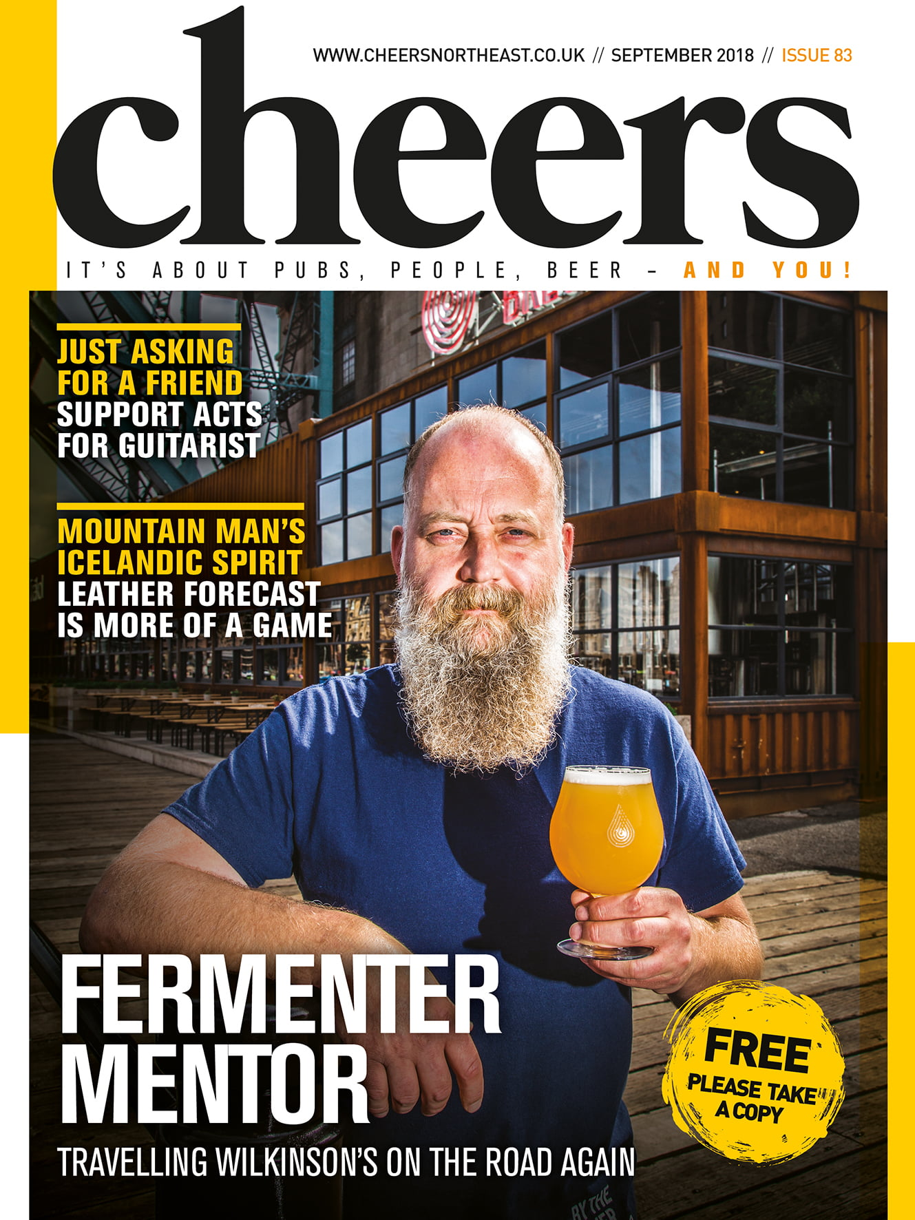 Cheers issue 83
