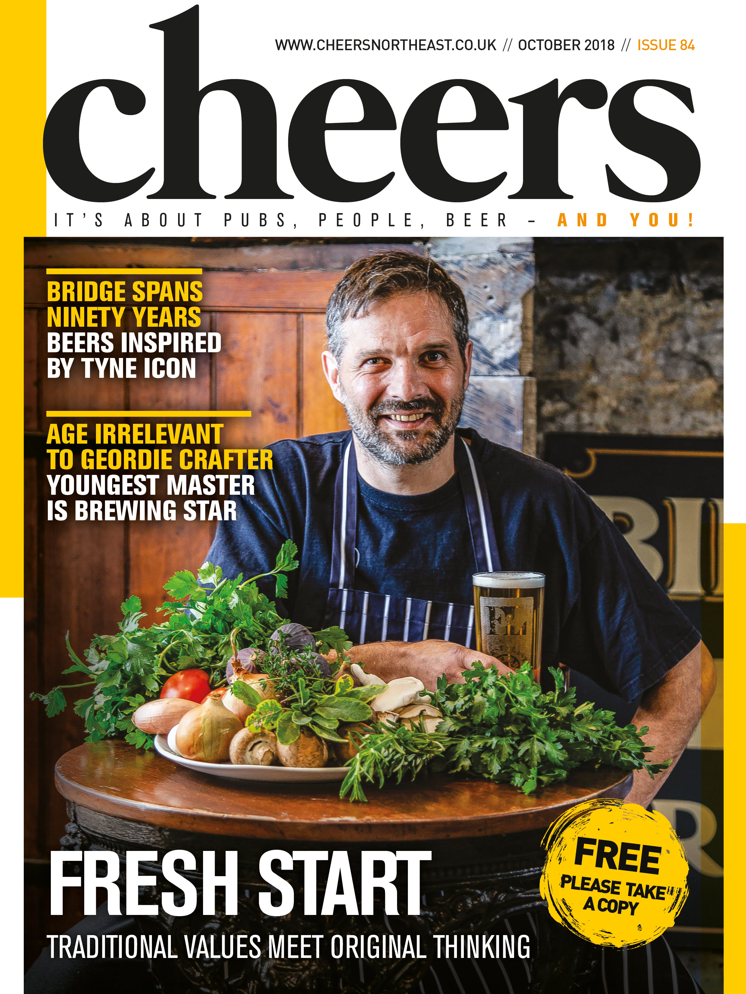 Cheers issue 84