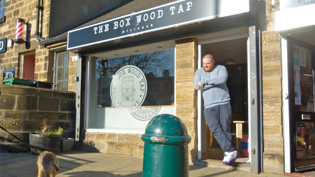 Cheers North East » Terrier total micropub