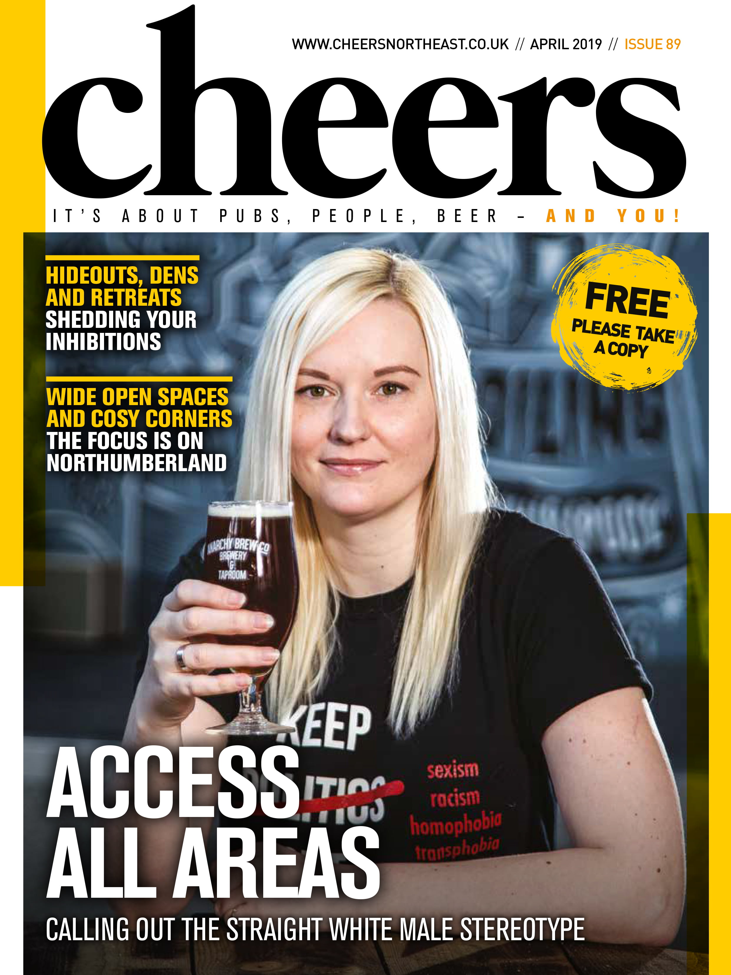 Cheers issue 89