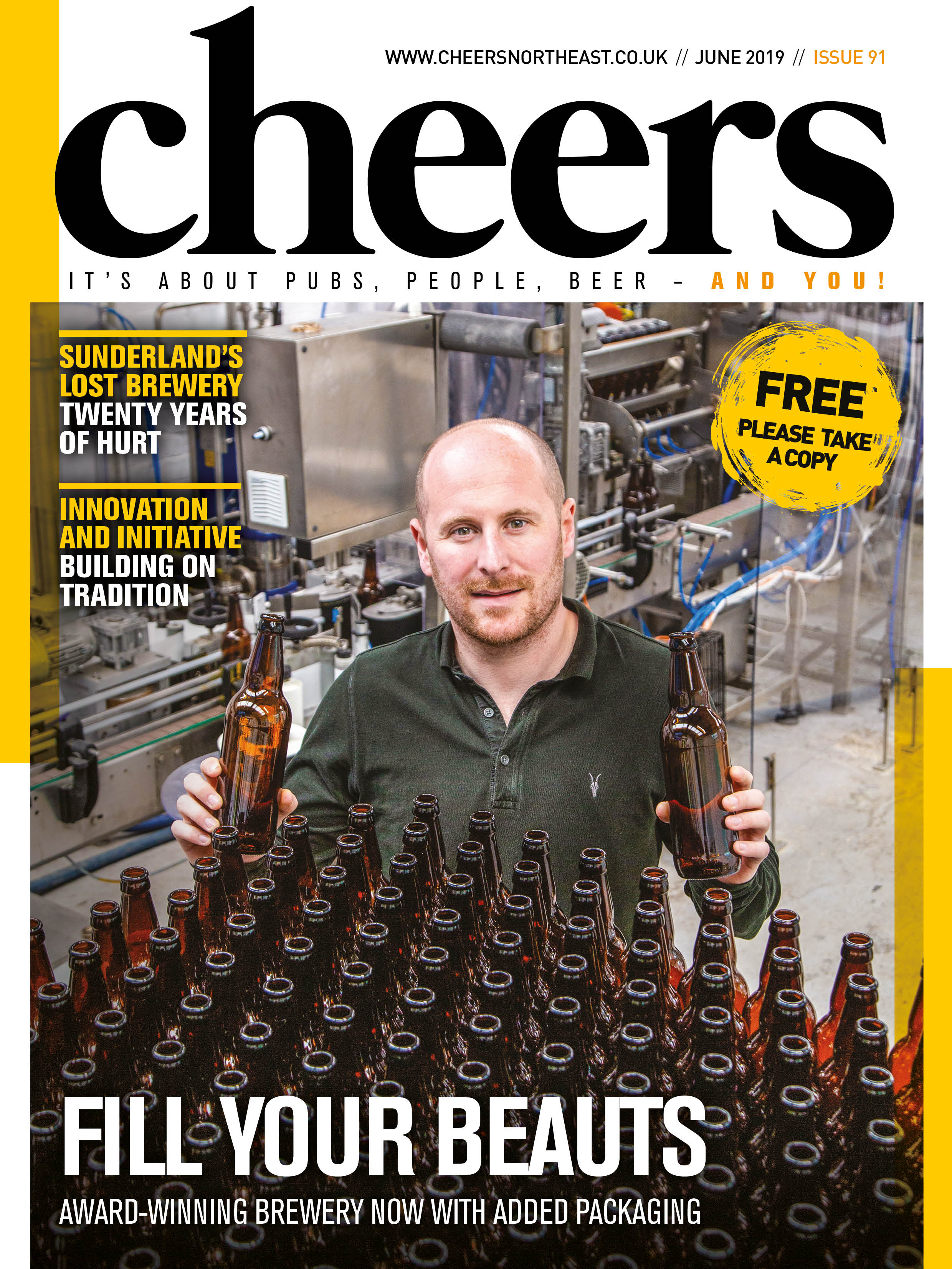 Cheers issue 91