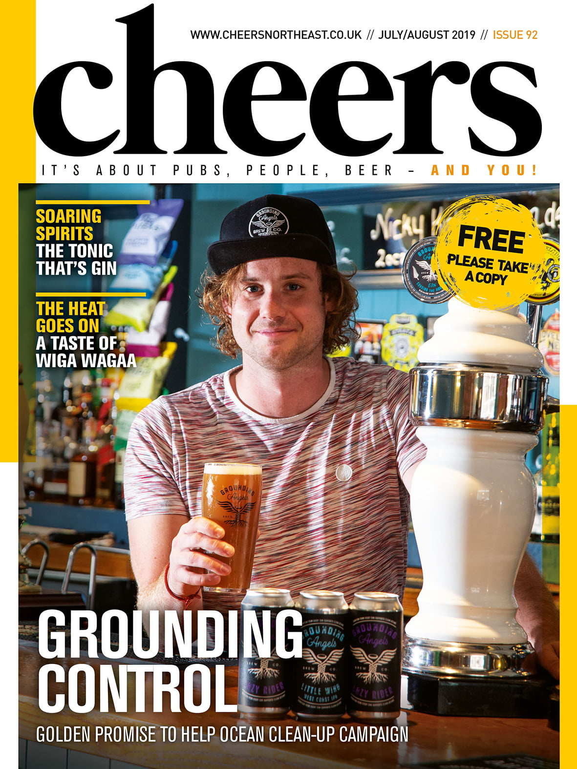 Cheers issue 92