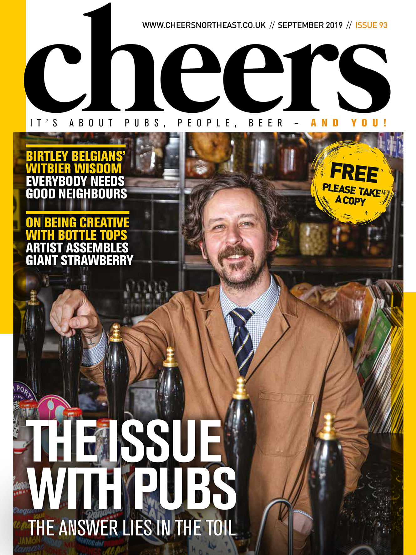 Cheers issue 93
