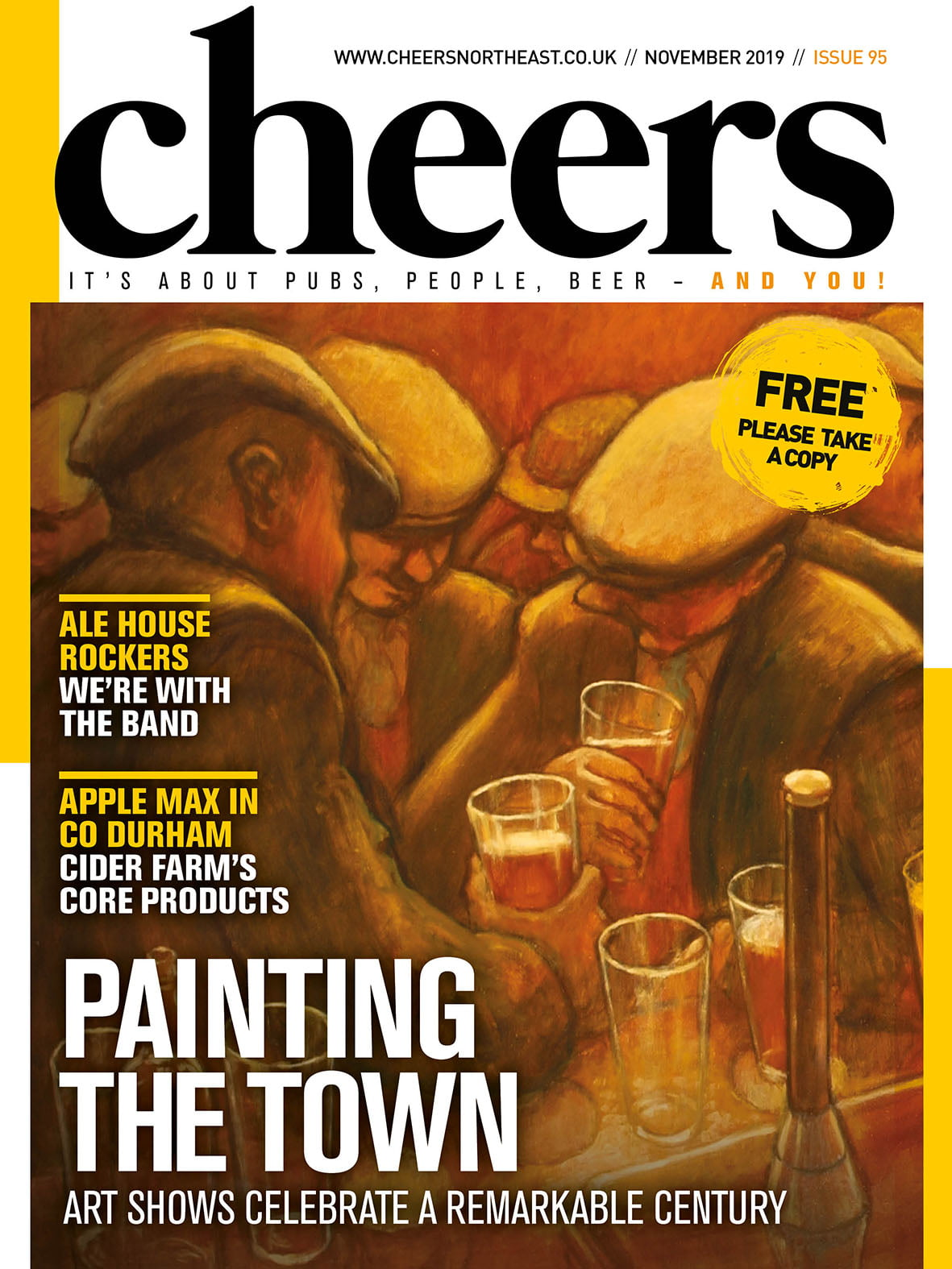 Cheers issue 95