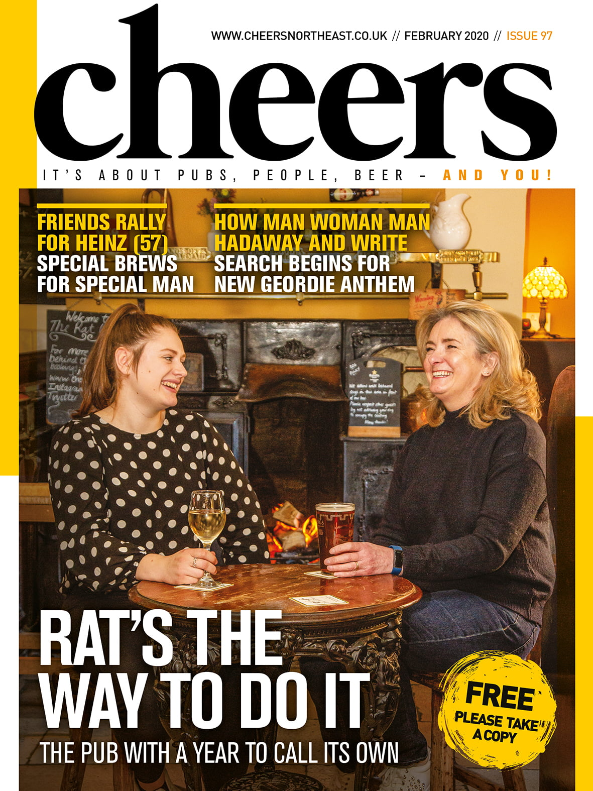 Cheers issue 97